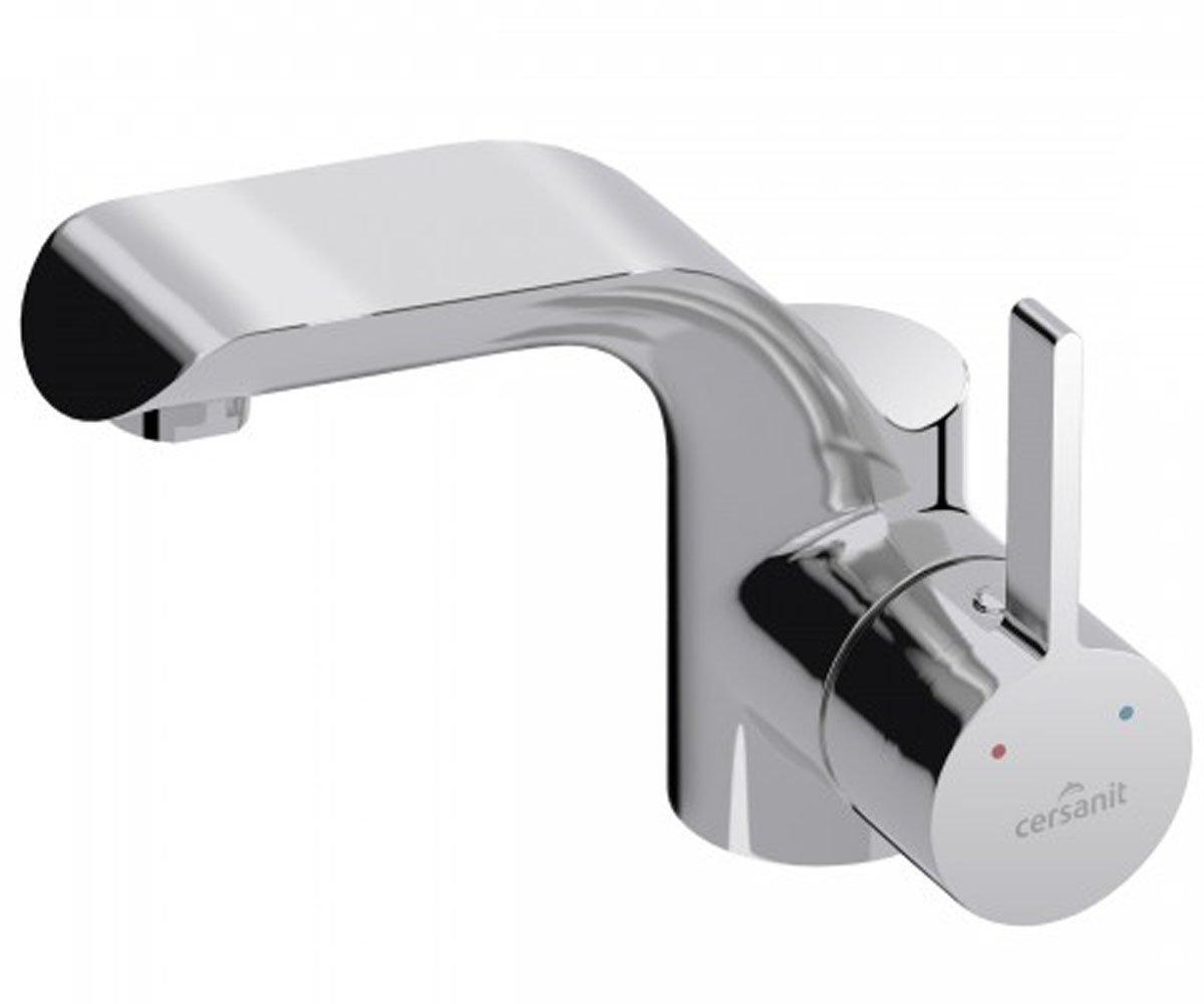 Смеситель с донным клапаном CERSANIT LUVIO S951-142