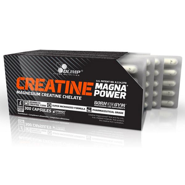 Creatine Magna Power (300 caps) OLIMP