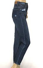 Жіночі джинси Mom jeans великі розміри, фото 3