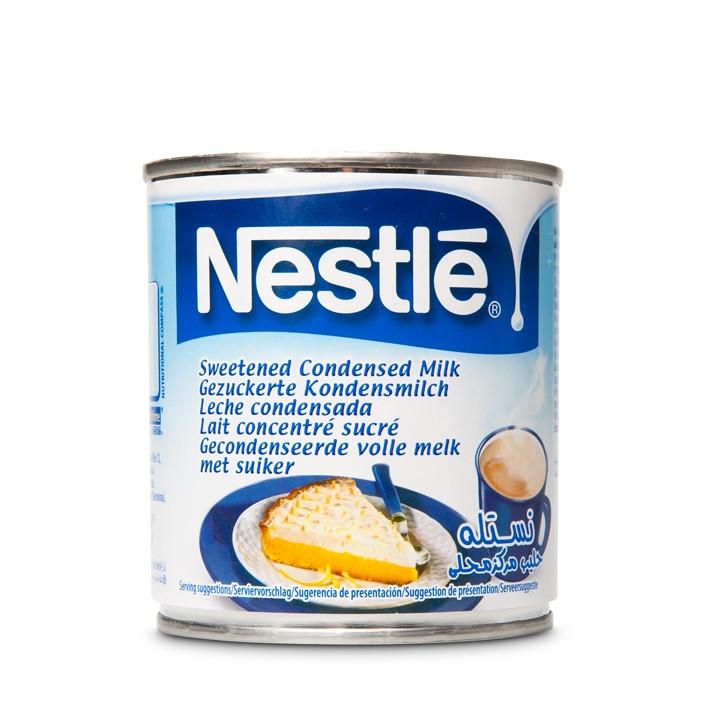Сгущенное молоко Nestle 305 грамм