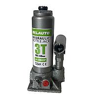 Домкрат гидравлический (бутылочный) 3 Т БЕЛАВТО DB03P (в кейсе), фото 1