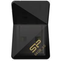Флеш-драйв silicon power jewel j08 64gb usb 3.0 Черный
