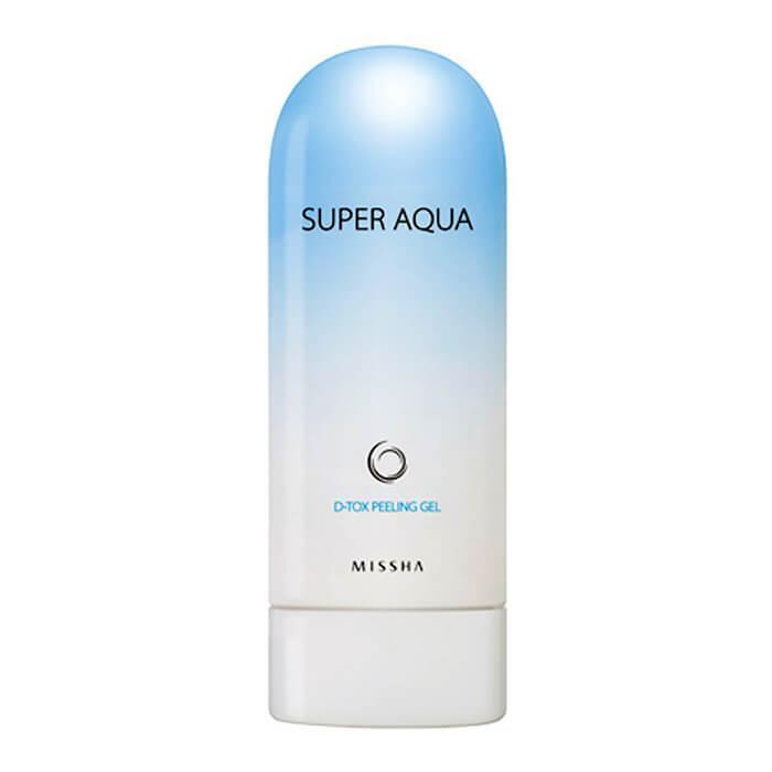 Пилинг-скатка для очищения кожи MISSHA Super Aqua Peeling Gel Объем 100 мл