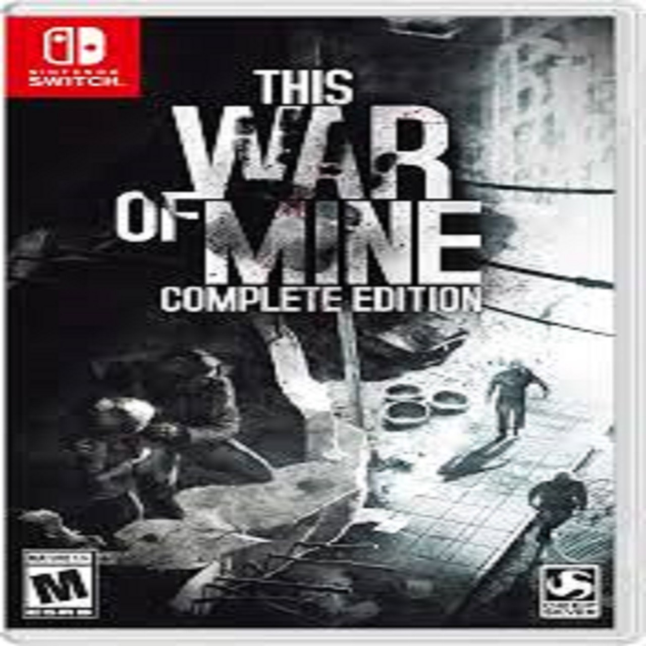 This War of Mine: Complete Edition RUS Nintendo Switch (NEW)