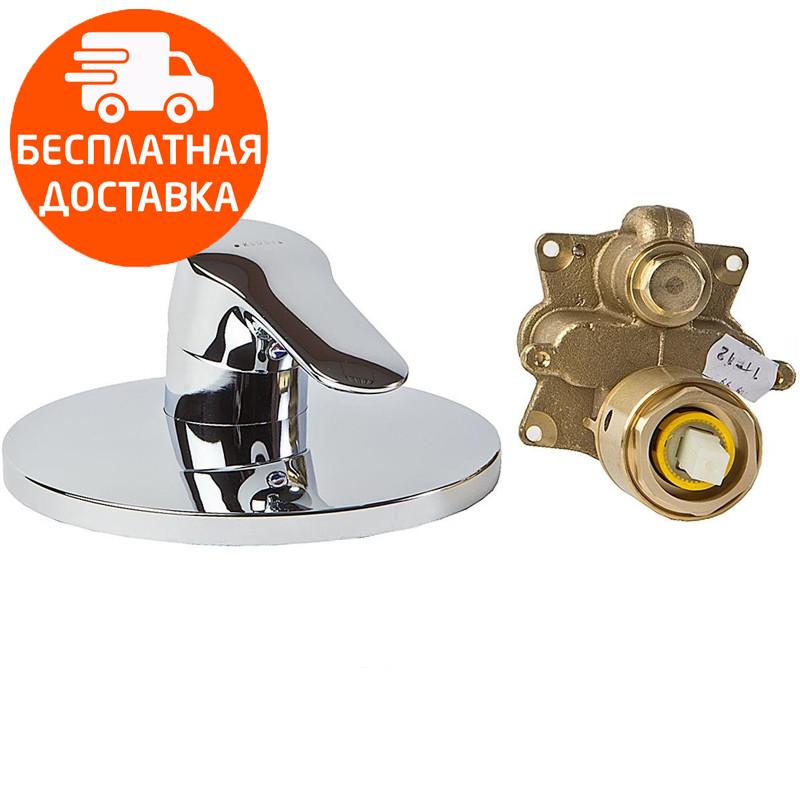 Внешняя часть смесителя для душа Kludi Objekta 326550575 хром