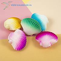 Игрушка растишка Ракушка с морскими обитателями, фото 2