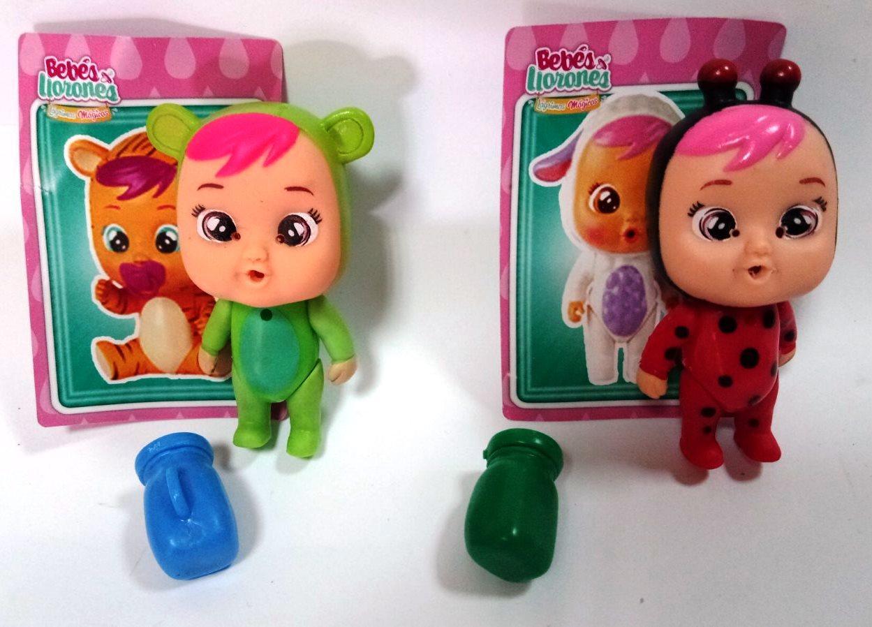 "Кукла-Сюрприз ""CRY BABIES"" 6 см"