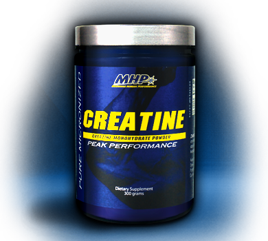 Creatine (300 g, unflavored) MHP