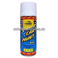 Распродажа! FARBID Автоэмаль Night black Chevrolet металлик 400*мл