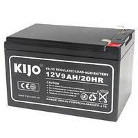 Аккумулятор AGM 12В 9Ач Kijo JS 12-9
