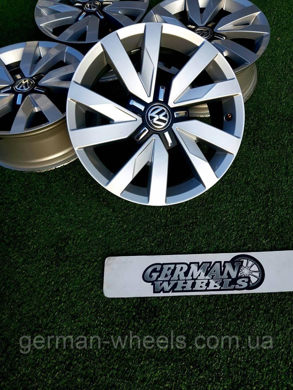 Оригинальные диски 16 - диаметр  VW Passat 3G B8