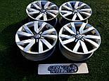 Оригинальные диски 16 - диаметр  VW Passat 3G B8, фото 4