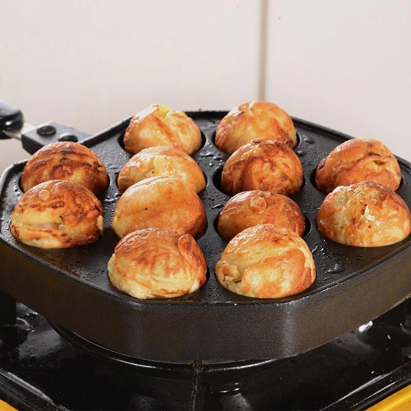 Устройство для приготовления такояки Сковородка
