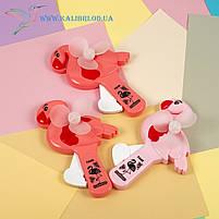 "Вентилятор детский ручной ""Фламинго"", фото 2"