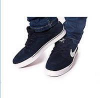 Кроссовки Nike Air Max (dark blue), размер 46 (30 см)