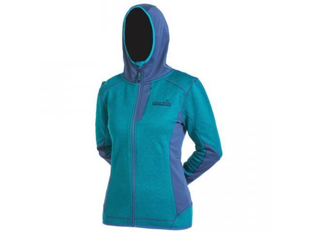 Куртка флісова жіноча Norfin Women OZONE DEEP BLUE