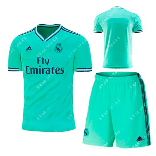 Футбольная форма детская Реал Мадрид 2019-2020 Резервная