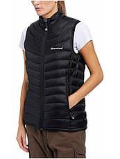 Жилет Montane Female Featherlite Down Vest Black, L, фото 3
