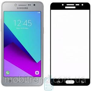 Защитное стекло Full Screen Samsung Grand Prime G530, J2 Prime G532 black тех.пакет