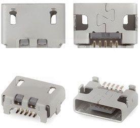 (Коннектор) Разъем зарядки Lenovo K900 / K910 Vibe Z