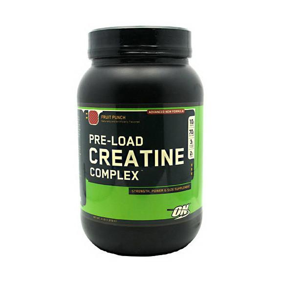 Pre-Load Creatine Complex (1,8 kg) Optimum Nutrition