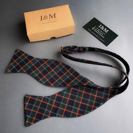 Краватка-метелик I&M Craft самовяз (010110), фото 2