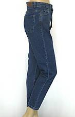 Жіночі джинси Mom jeans висока посадка, фото 2