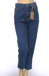 Жіночі джинси Mom jeans висока посадка