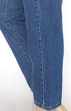 Жіночі джинси Mom jeans висока посадка, фото 3