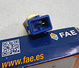 Датчик температури синій Саманд, Берлінго, Фіат Дукато (1 контакт) Fae, фото 2