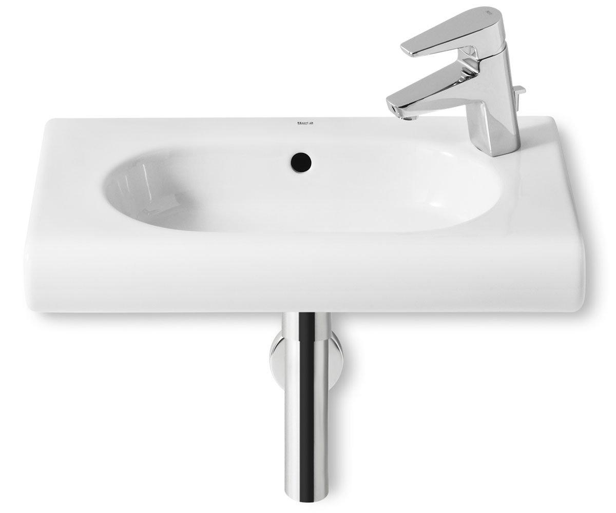 Раковина с переливом ROCA MERIDIAN-N COMPACT A32724Y000