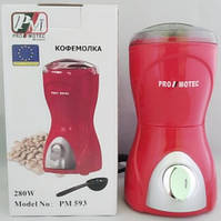 Кофемолка Promotec PM-593 280 Вт, фото 1