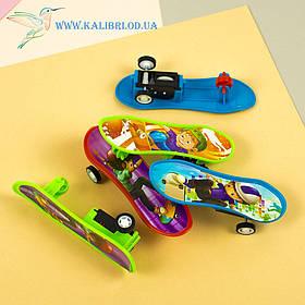 Іграшка інерційна Скейт