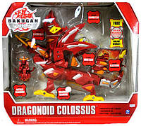 Dragonoid Colossus Bakugan