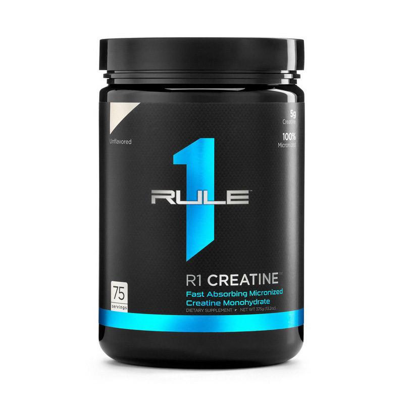 Креатин моногидрат Creatine (375 g, unflavored) R1 (Rule One)