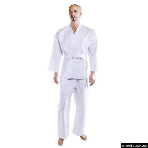 Кимоно для карате Сombat белое 8oz  150, фото 2