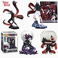 Коллекционные фигурки Funko Pop Фанко Поп Токийский гуль Tokyo Ghoul