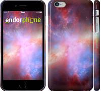 "Чехол на iPhone 6 Plus Разноцветная галактика ""169c-48"""