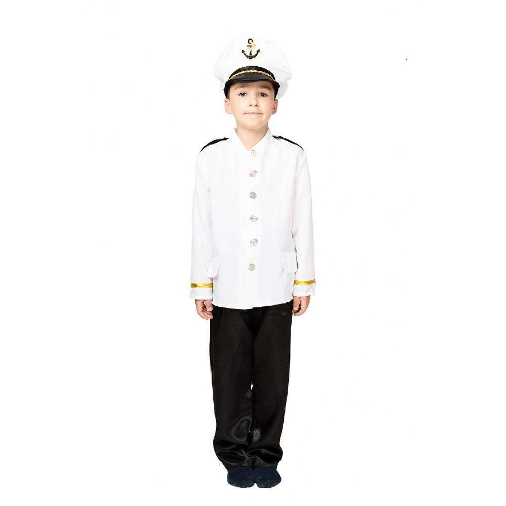 Костюм Капитана для мальчика