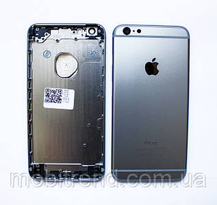IPhone6 Plus back cover space gray without imei