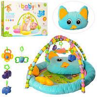 Особенности ковриков для младенцев
