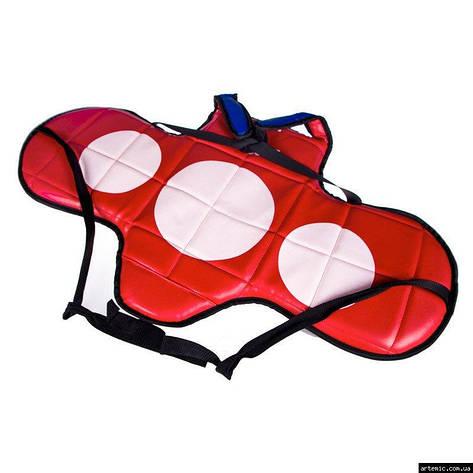 Двухсторонняя защита на грудь BWS PVC  S, фото 2
