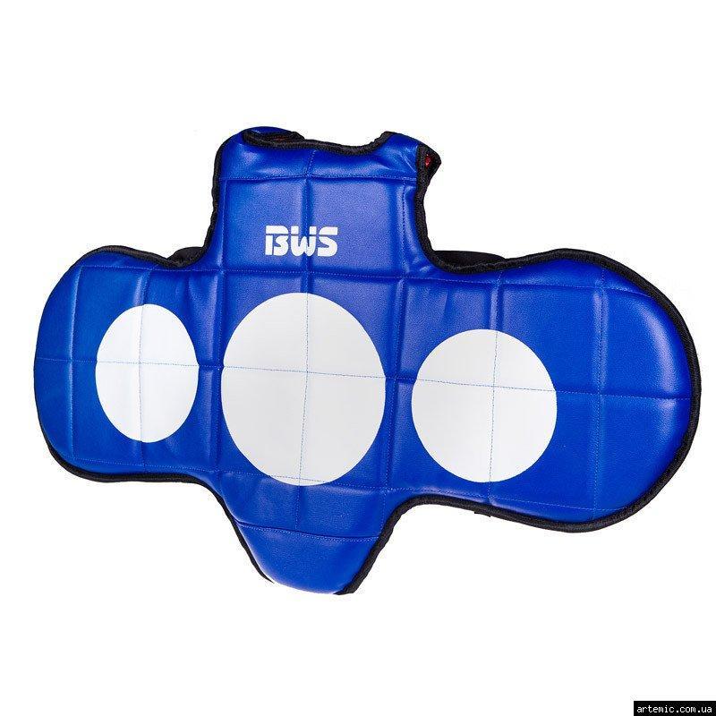 Двухсторонняя защита на грудь BWS PVC  M