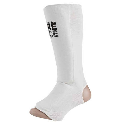 Защита ноги FIRE&ICE, х/б, эластан, белый, размер L, фото 2