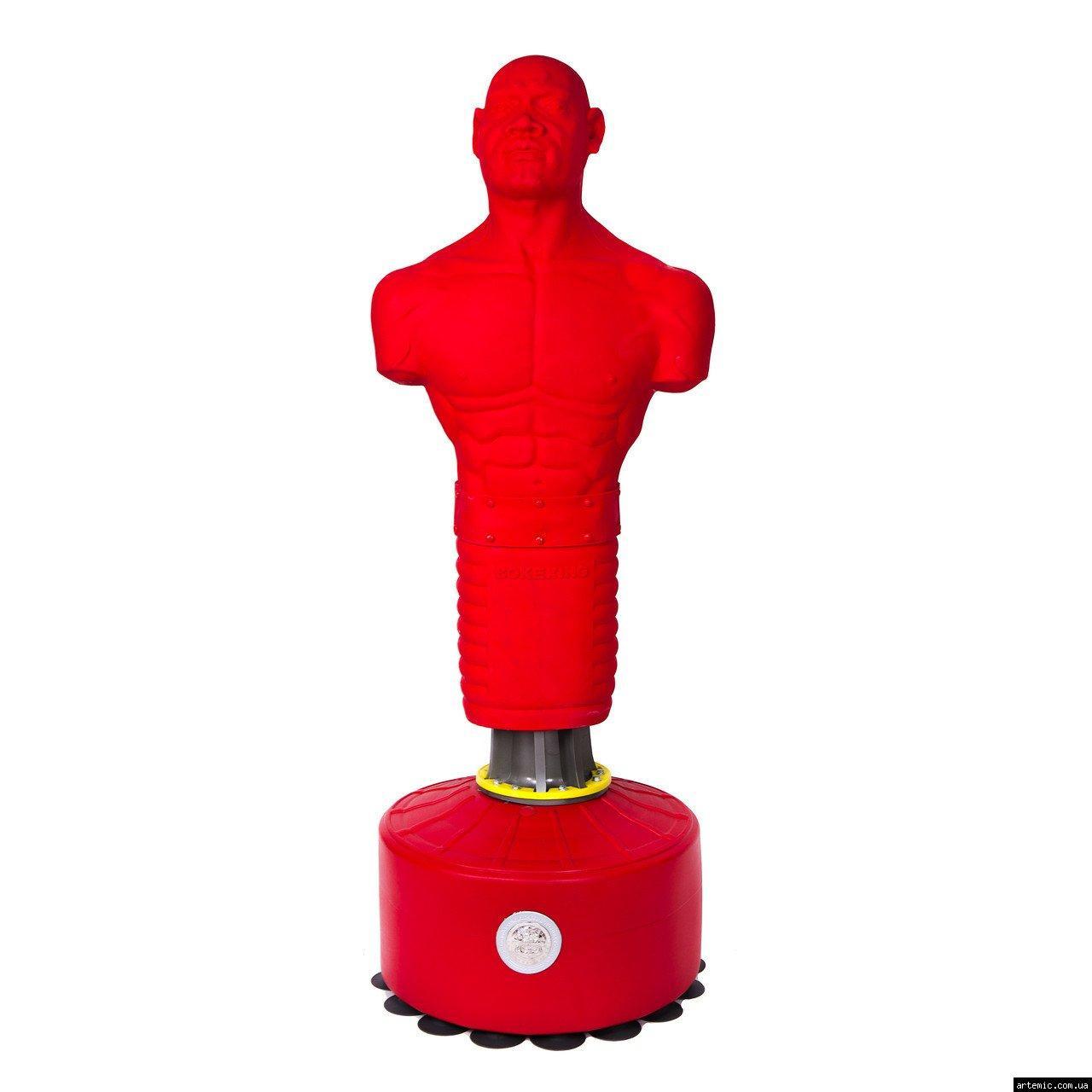 ВохMen силиконовый на подставке Красный