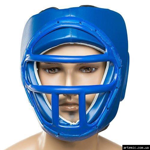 Шлем Ever, маска, размер M синий