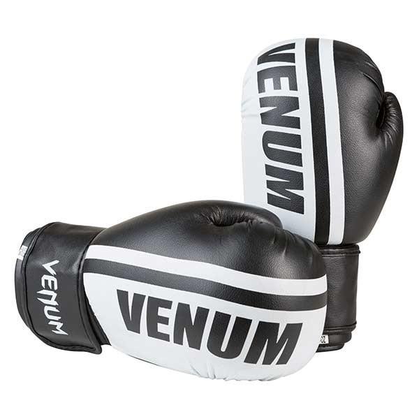 Боксерские перчатки Venum, PVC-19, 10oz, белый