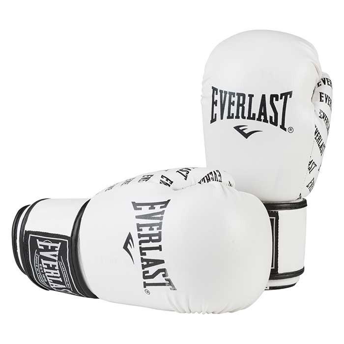 Боксерские перчатки Ever, DX-2218, 8oz белый