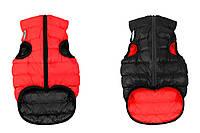 Куртка Airy Vest L 55 жилет черно-красный одежда для собак