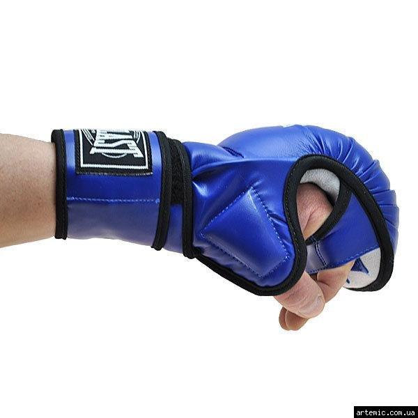 Рукопашные перчатки PVC Everlast 415 Синий, S